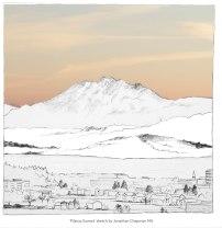 Pilatus Sunset by Jonathan Chapman